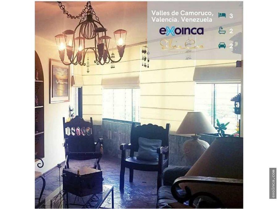 bonito apartamento bien distribuido 130mts en valles de camoruco