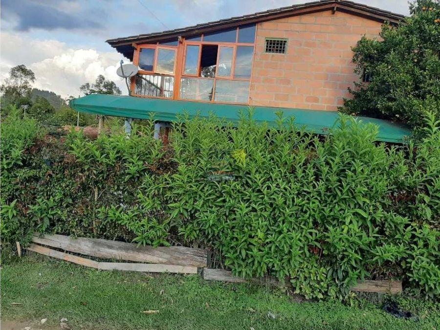 cabana a 800 metros de la autopista med bog en guarne vereda toldas