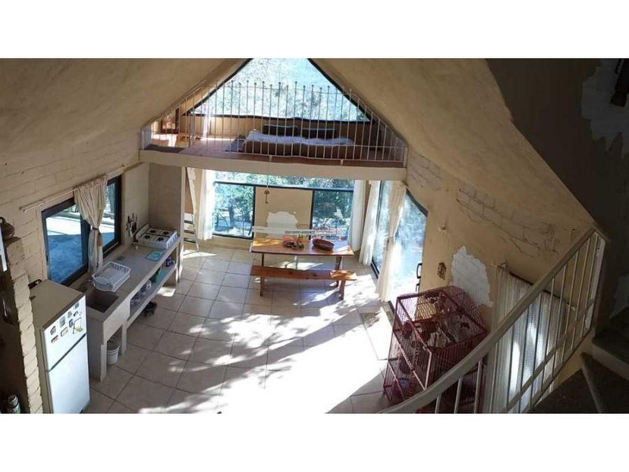 cabana en fraccionaniento campestre bosques de huachichil