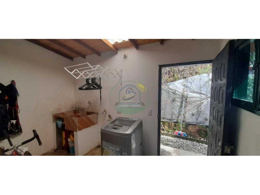cabana en proindiviso en la vereda bella vista de guarne con 3000 m2