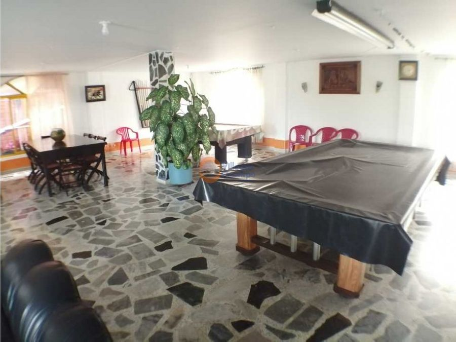 cabana en venta o permuta en la cabana manizales