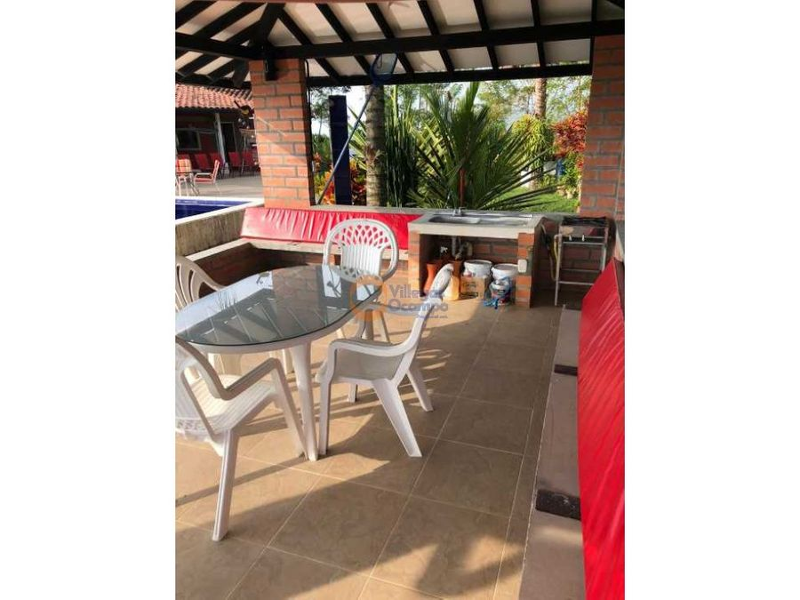 cabana en venta en vereda la cabana manizales