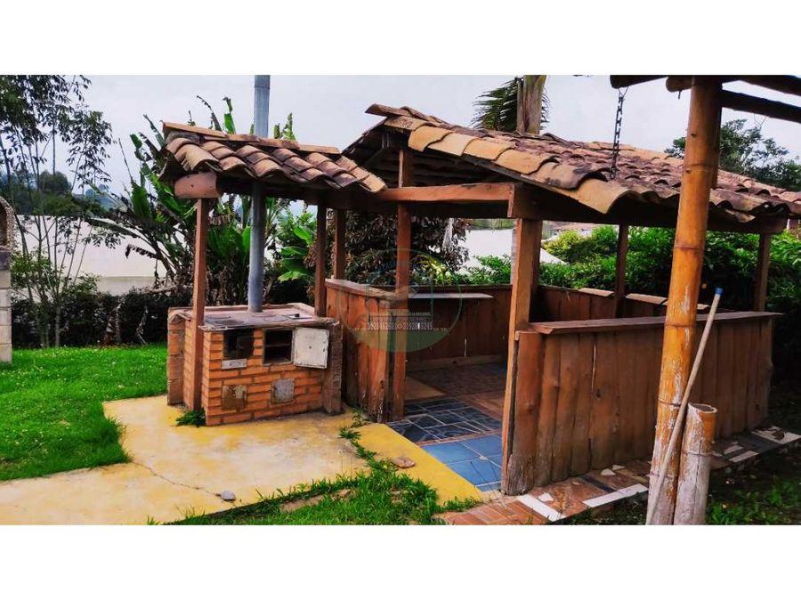 cabana habitable adecuar su gusto en marinilla alto del mercado