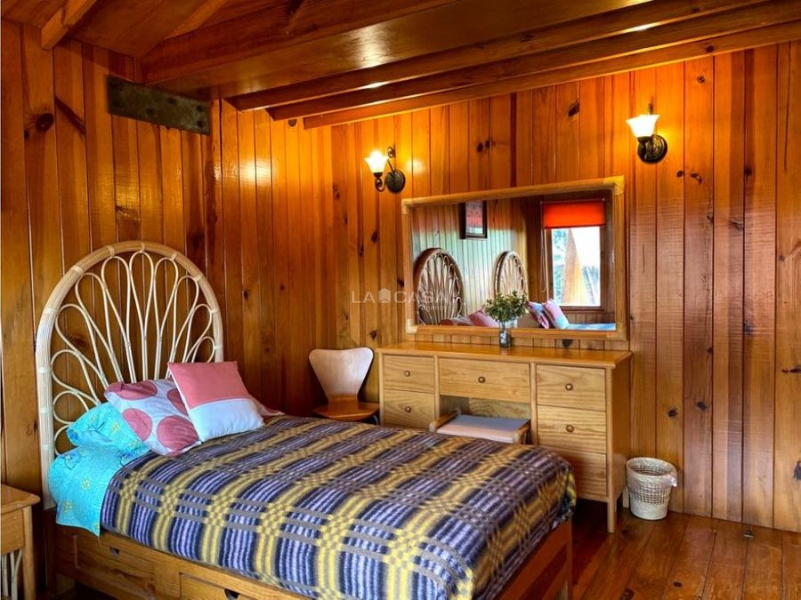 cabana por noche en avandaro
