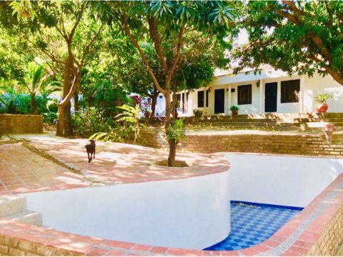 cabana 4065 mt2 para hostal o vivienda en bonda