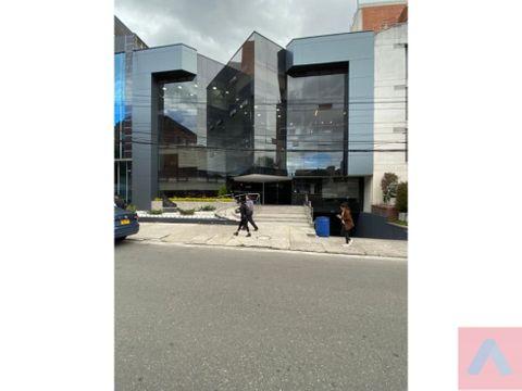 alquilo vendo oficina calle 94a 11a 35 m2