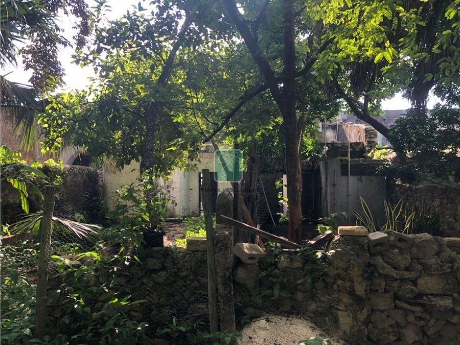 casa colonial centrica en venta