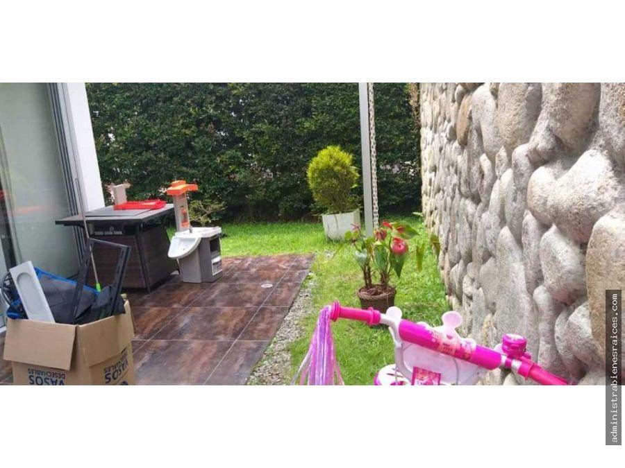 casa 3 alcobas conjunto cerrado la florida manizales