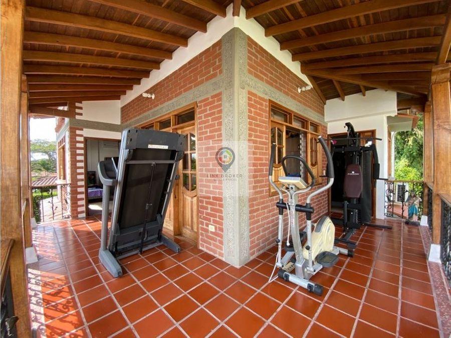 venta y alquiler espectacular casa campestre sector el tigre
