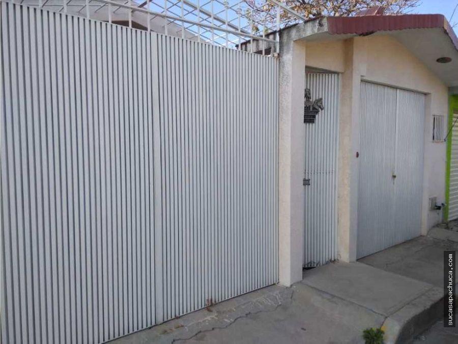 casa centrica en venta en pachuca