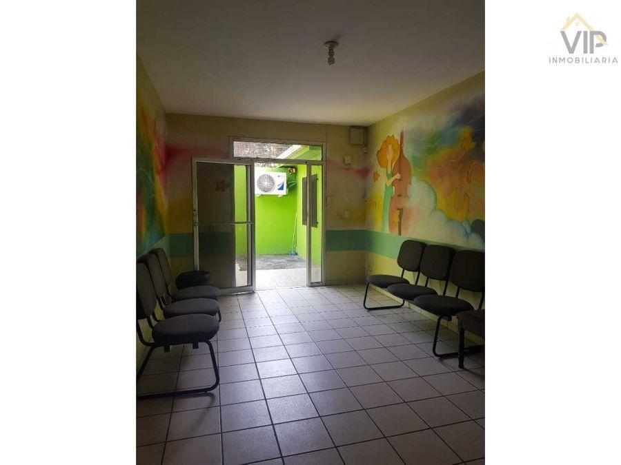 casa comercial en renta barrio los andes san pedro sula honduras