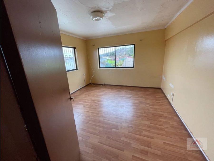 casa comercial 9 habitaciones en achupallas