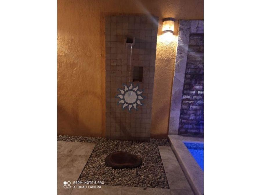 casa con piscina en renta en flamboyanes valladolid yucatan