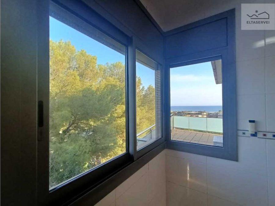 casa con vistas al mar