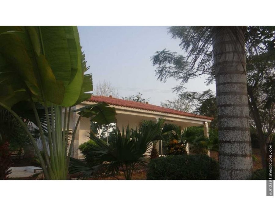 casa campestre cartagena via a arjona cod 006