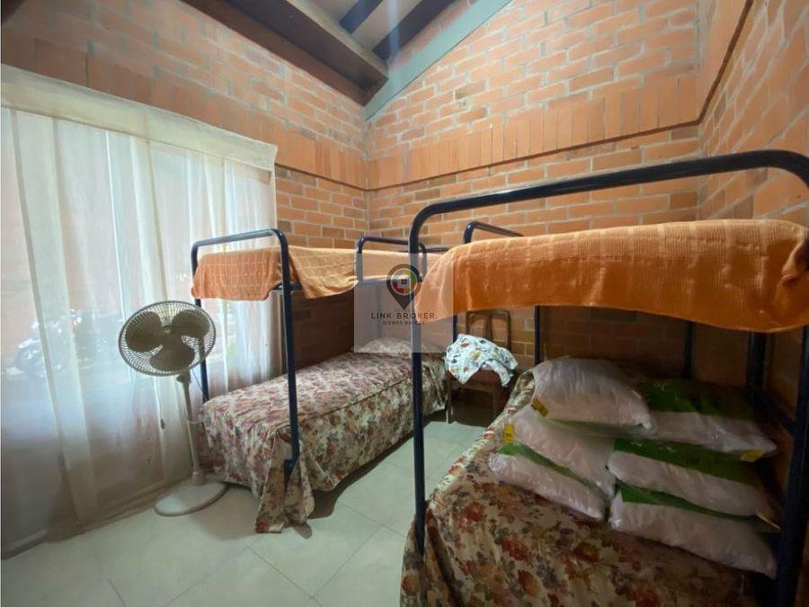 casa campestre amoblada venta y alquiler cerritos via pereira