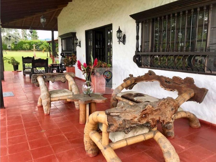 venta casa campestre cerritos pereira