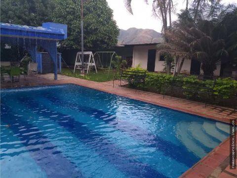 casa campestre con piscina en san diego