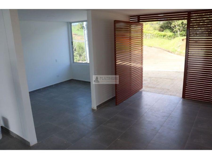 casa campestre en condominio en potrerito jamundi