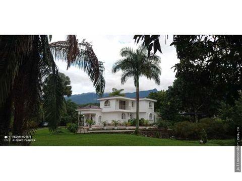 casa campestre en jamundi