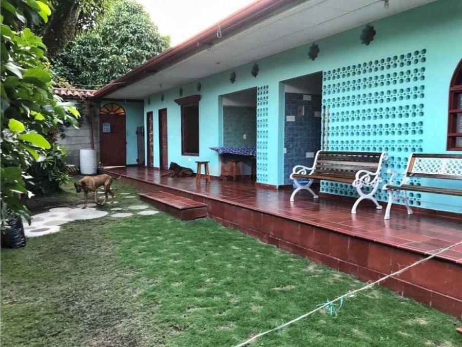 casa campestre en venta en mariquita