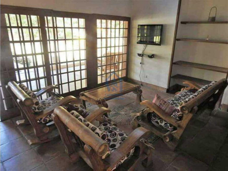 casa campestre en venta santa fe de antioquia