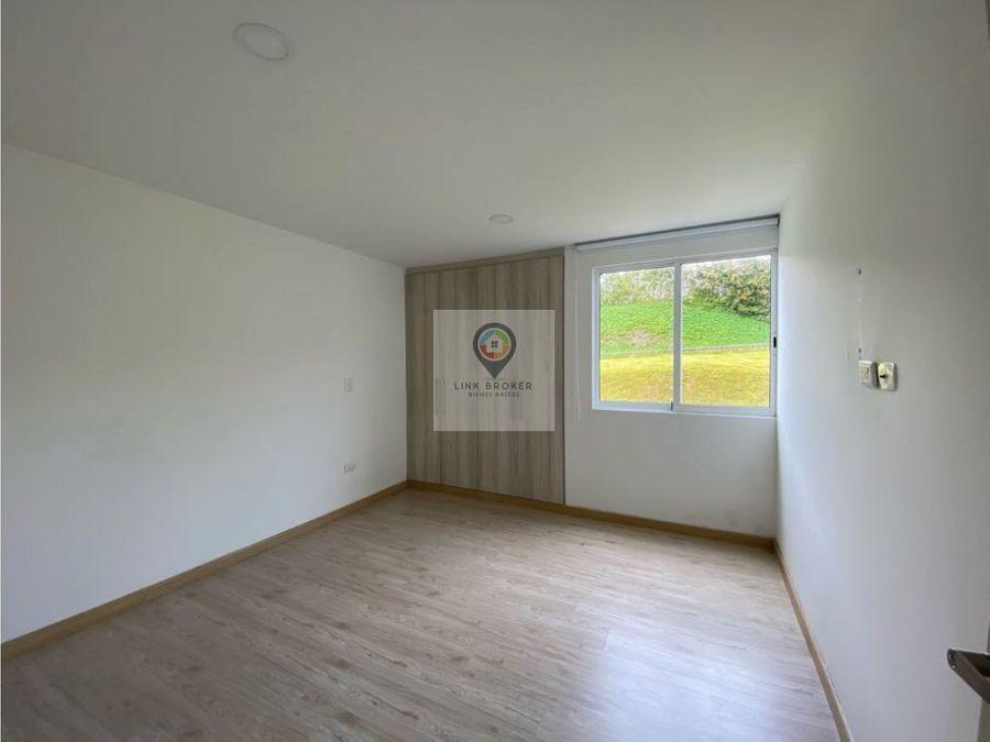 casa campestre en alquiler condina pereira