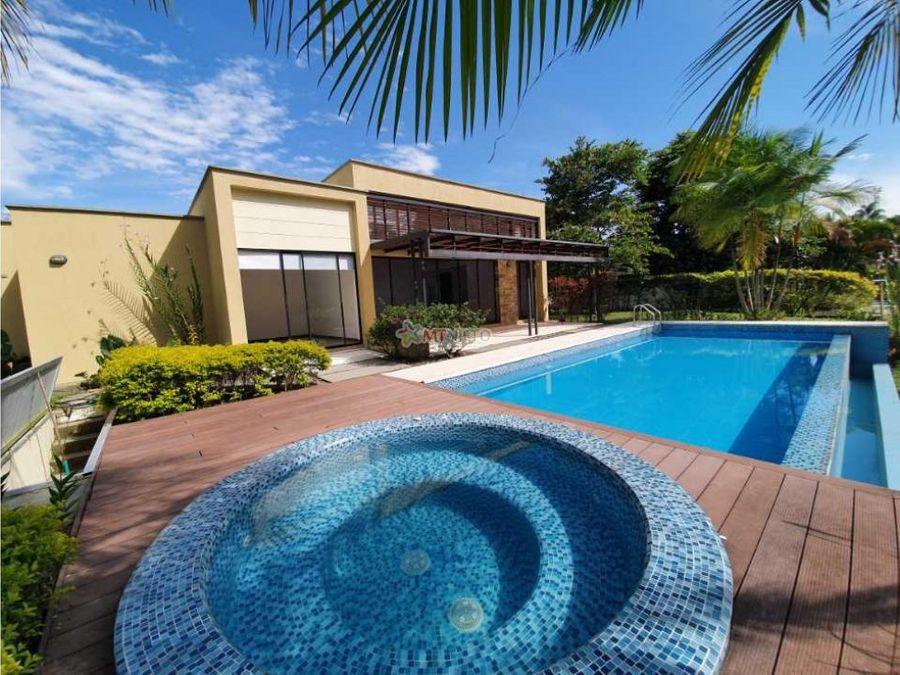 casa campestre 2153 m2 de 3 alcobas lote 1380 m2 mocawa