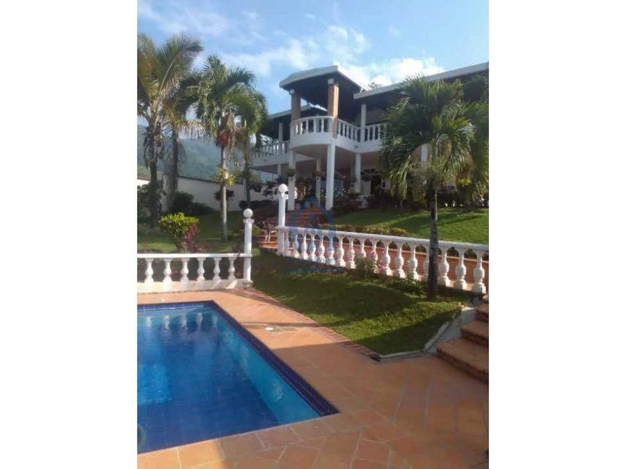 casa campestre 4253m2 en venta san jeronimo