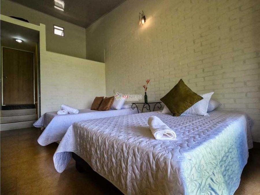 casa campestre condominio lote 2900 y casa 290 m2 tebaida