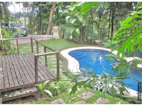 casa amueblada en brasil de mora