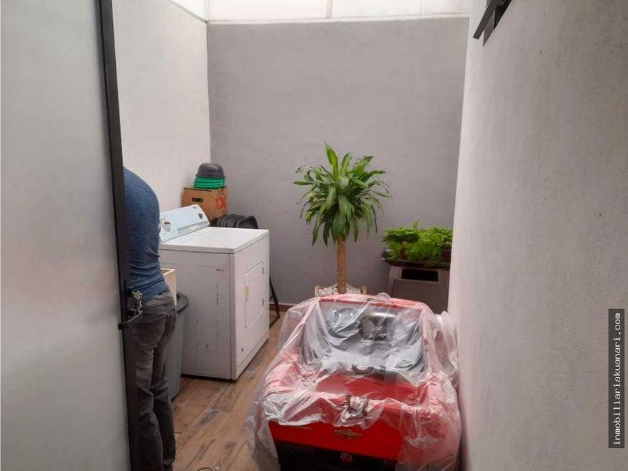casa amueblada en renta en patzcuaro