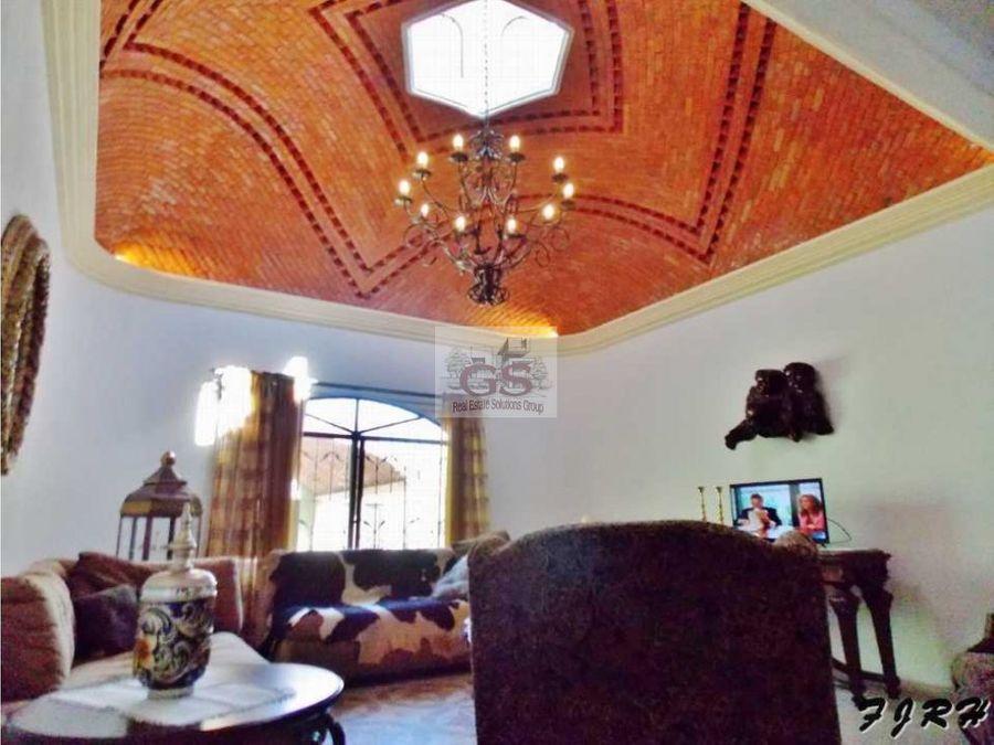 casa amueblada en renta villa los frailes san miguel gto