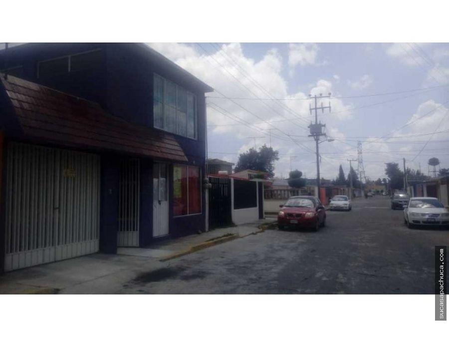 casa 5 recamaras y local en ciudad sahagun
