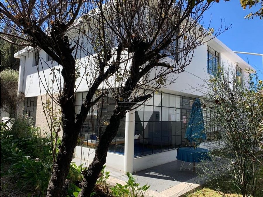 alquiler casa amplia cercado ideal empresa