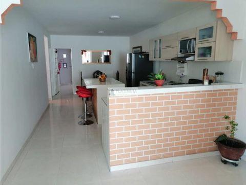 casa bifamiliar en venta en villa colombia tc