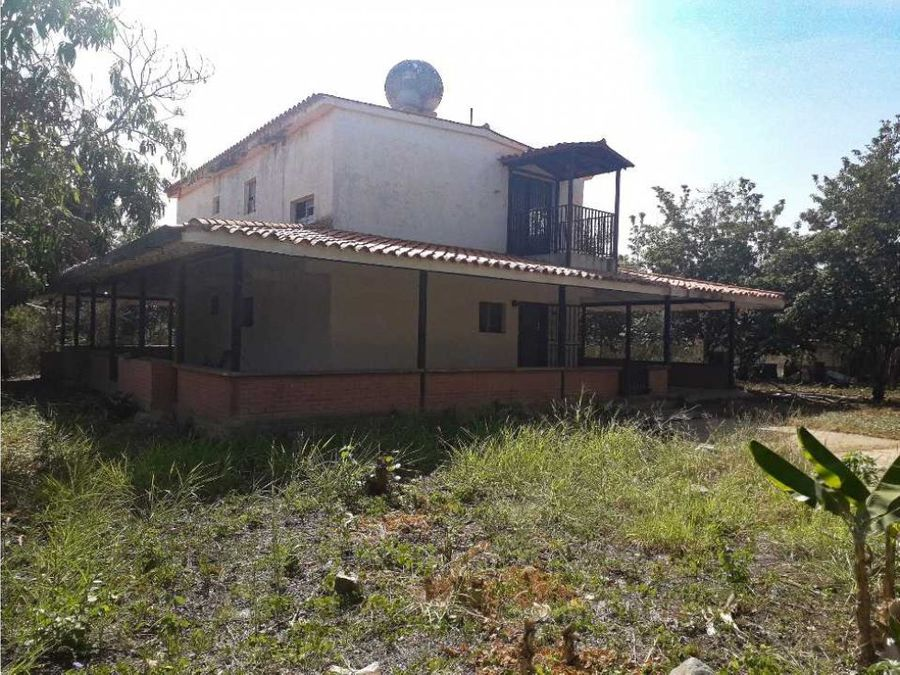 casa granja en venta en las veritas barquisimeto