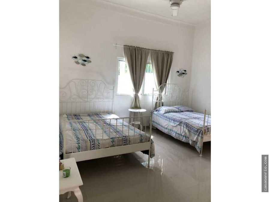 casa de 4 habitaciones en alquiler en cabrera
