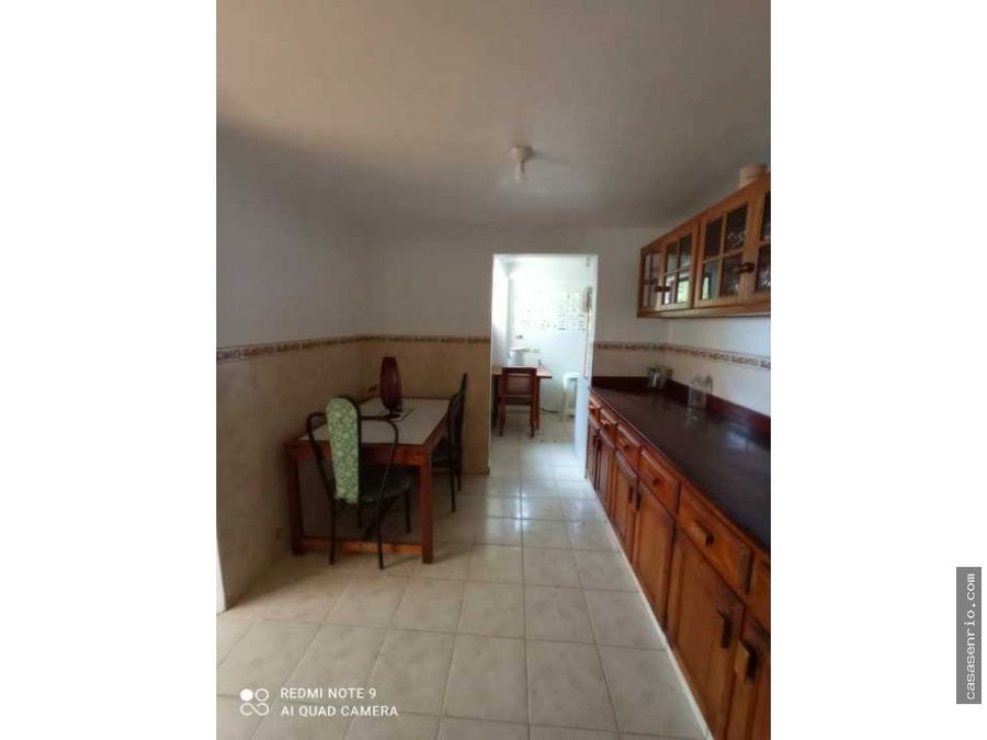 casa de 3 habitaciones en venta rsj