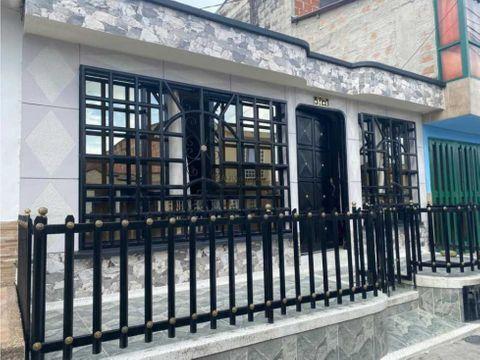casa de 3 habitaciones remodelada en venta al occidente de armenia