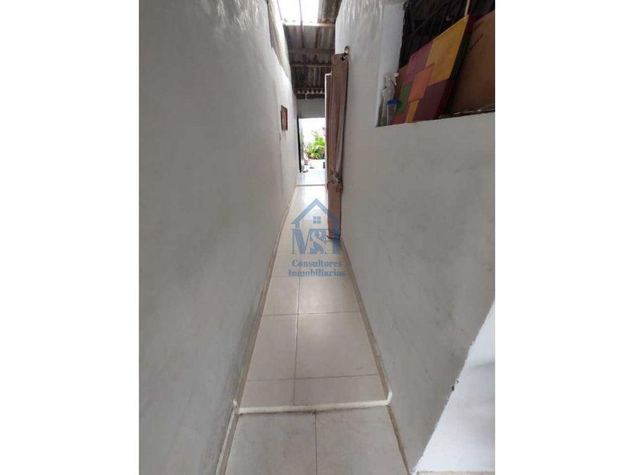 casa de 78m2 frente a calle pavimentada santa teresa cerete cordoba