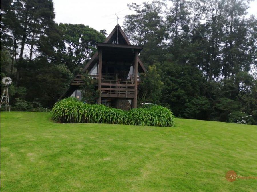 casa de campo heredia