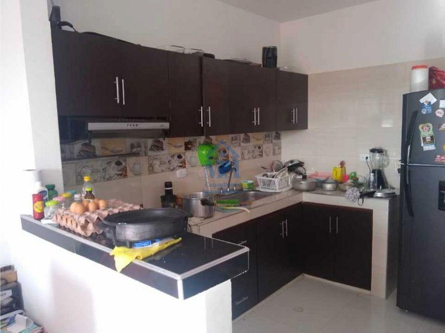 casa de dos niveles con otro apartamento en villa caribe monteria