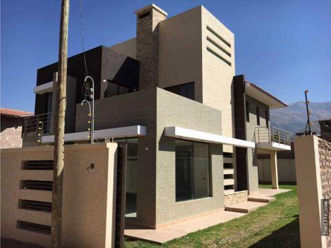 casa en venta tiquipaya