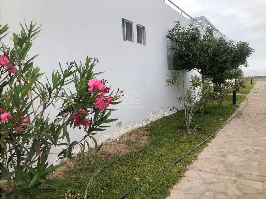 casa de playa en mejia