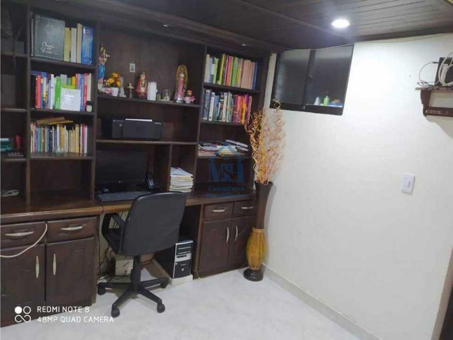 casa de primer piso en venta cerca a biblioteca de comfenalco niquia
