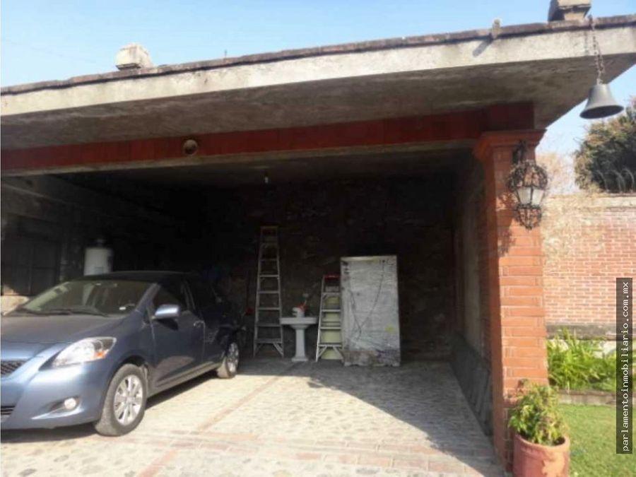 casa de un nivel en atlacomulco jiutepec