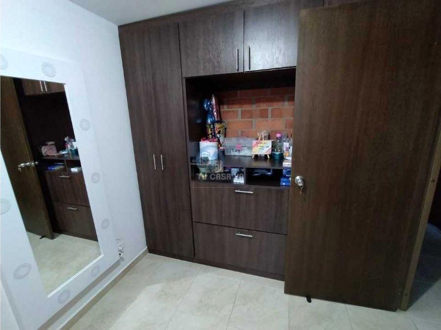 casa duplex en gran conjunto residencial sector galicia