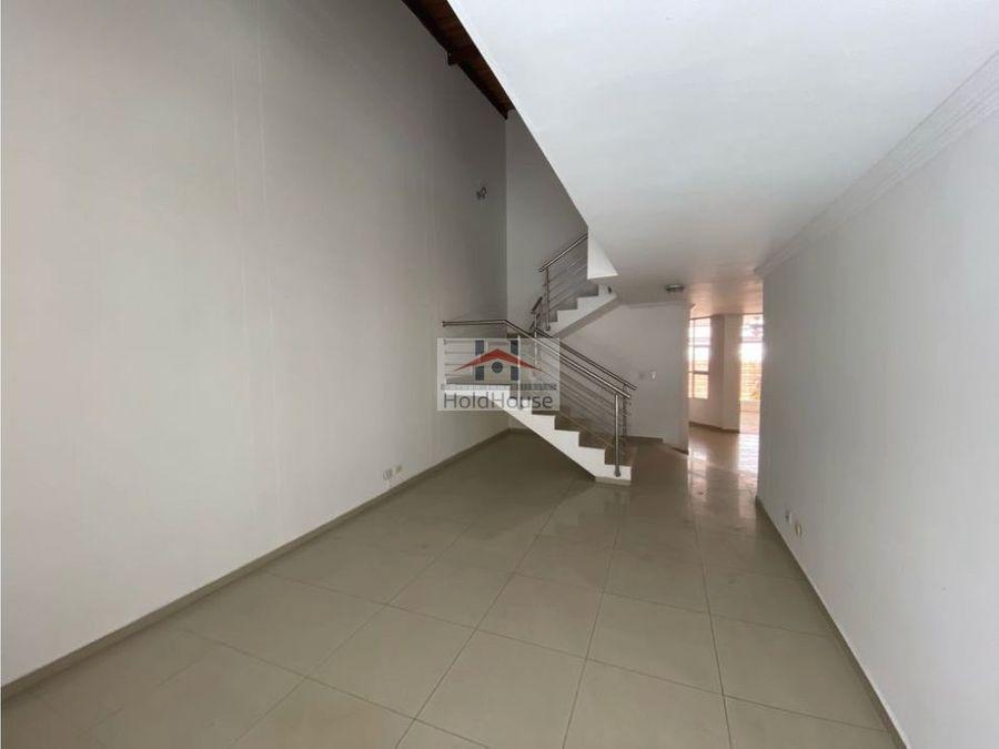 casa duplex en arriendo villa santos