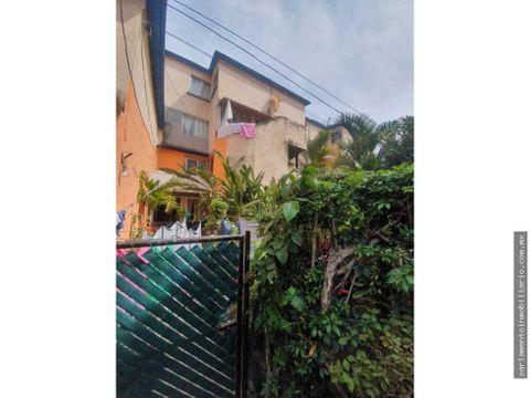 casa duplex en el texcal jiutepec morelos